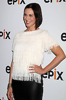 BEVERLY HILLS, CA - JULY 30: Michelle Forbes at EPIX's Television Critics Association Tour at The Beverly Hilton Hotel on July 30, 2016 in Beverly Hills, California. Credit: David Edwards/MediaPunch