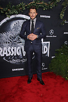 "LOS ANGELES - JUN 9:  Chris Pratt at the ""Jurassic World"" World Premiere at the Dolby Theater, Hollywood & Highland on June 9, 2015 in Los Angeles, CA"