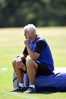 Bath Director of Rugby Todd Blackadder looks on. Bath Rugby pre-season training on July 2, 2018 at Farleigh House in Bath, England. Photo by: Patrick Khachfe / Onside Images