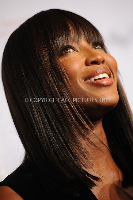 WWW.ACEPIXS.COM . . . . . .October 17, 2011...New York City...Naomi Campbell attends the 2011 Angel Ball To Benefit Gabrielle's Angel Foundation at Cipriani Wall Street on October 17, 2011 in New York City.....Please byline: KRISTIN CALLAHAN - ACEPIXS.COM.. . . . . . ..Ace Pictures, Inc: ..tel: (212) 243 8787 or (646) 769 0430..e-mail: info@acepixs.com..web: http://www.acepixs.com .