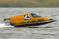 Chris Santerre, (#43) (SST-45 class)