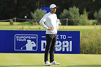 Jack Singh Brar (ENG) in action during the first round of the Porsche European Open , Green Eagle Golf Club, Hamburg, Germany. 05/09/2019<br /> Picture: Golffile | Phil Inglis<br /> <br /> <br /> All photo usage must carry mandatory copyright credit (© Golffile | Phil Inglis)