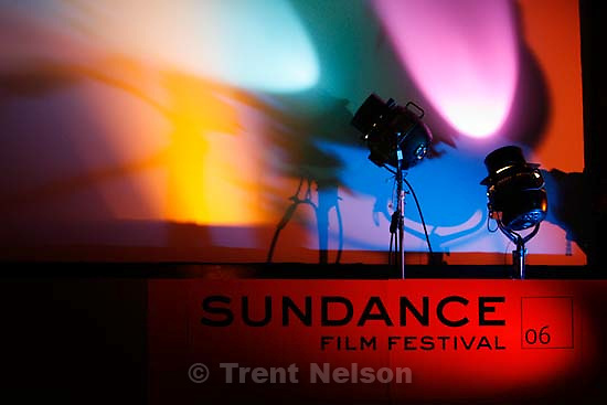 Awards Night at the Sundance Film Festival.<br />