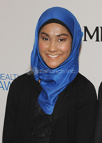 New York, NY-  November 6:  Honoree Zarin Ibnat Rahman attends the Health Hero Awards  hosted by Web MD at the Times Center on November 6, 2014 in New York City. Credit: John Palmer/MediaPunch