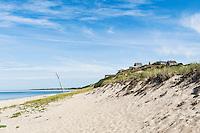 Corn Hill Beach, Truro, Cape Cod, Massachusetts, USA
