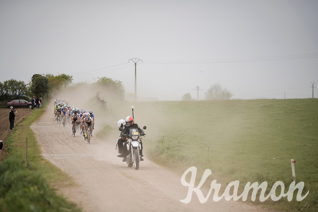 racing over the Breton gravel roads<br /> <br /> 36th TRO BRO LEON 2019 (FRA)<br /> One day race from Plouguerneau to Lannilis (205km)<br /> <br /> ©kramon