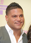 Ronnie Ortiz-Magro at The 2012 MTV Video Music Awards held at Staples Center in Los Angeles, California on September 06,2012                                                                   Copyright 2012  DVS / Hollywood Press Agency
