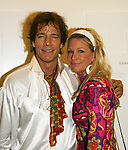 Guiding Light's Bradley Cole poses with sister Jena at his Annual Rock Show for Charity was held on September 26, 2008 to benefit American Red Cross at the Greater New York Headquarters, New York City, New York. Two Shows and two pre-show mix-n-mingles. (Photo by Sue Coflin/Max Photos)