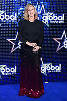 Kate Garaway<br /> arriving for the Global Awards 2018 at the Apollo Hammersmith, London<br /> <br /> ©Ash Knotek  D3384  01/03/2018