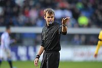 VOETBAL: HEERENVEEN: Abe Lenstra Stadion, 09-12-2012, Eredivisie 2012-2013, SC Heerenveen - Roda JC, Eindstand 4-4, scheidsrechter Jan Wegereef, ©foto Martin de Jong