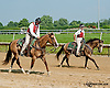 outriders at Delaware Park on 7/17/13