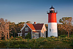 Nauset Beach Light, Cape Cod National Seashore, Eastham, Cape Cod, MA, USA