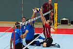 20151007 Sitzvolleyball, Europameisterschaft, Finale, Deutschland vs. Bosnien-Herzegowina