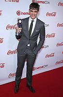30 March 2017 - Las Vegas, NV - Brenton Thwaites. 2017 CinemaCon Big Screen Achievement Awards at Caesar's Palace.  Photo Credit: MJT/AdMedia