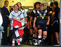 171104 Women's Rugby League - Kiwi Ferns v Wahine Toa