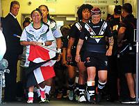 171104 Women's Rugby League - Kiwi Ferns v Wahine Toa