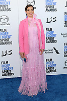 LOS ANGELES - FEB 8:  America Ferrera at the 2020 Film Independent Spirit Awards at the Beach on February 8, 2020 in Santa Monica, CA