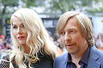 Janne Tyldum and Morten Tyldum attending the Red Carpet Arrivals for 'The Imitation Game' at the Princess of Whales Theatre during the 2014 Toronto International Film Festival on September 9, 2014 in Toronto, Canada.