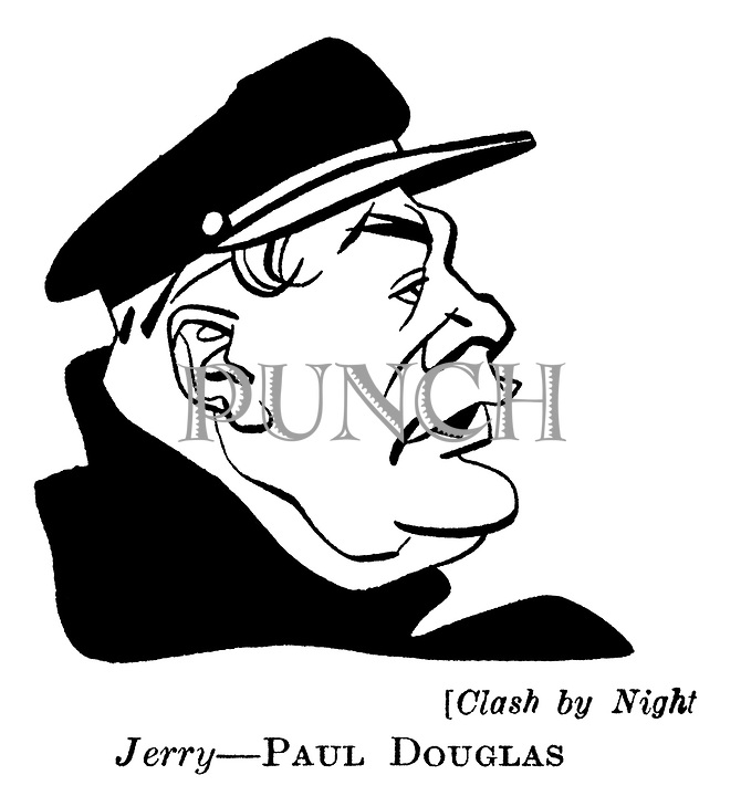Clash by Night ; Paul Douglas
