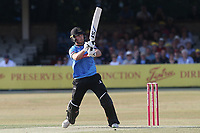 Phil Salt in batting action for Sussex during Essex Eagles vs Sussex Sharks, Vitality Blast T20 Cricket at The Cloudfm County Ground on 4th July 2018