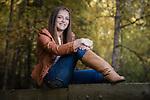 Senior Portrait of Ashlynn McKinney of Service High School.