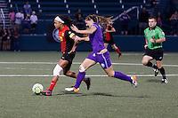 Rochester, NY - Saturday June 11, 2016: Western New York Flash forward Jessica McDonald (14) during a regular season National Women's Soccer League (NWSL) match between the Western New York Flash and the Orlando Pride at Rochester Rhinos Stadium.