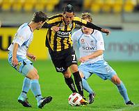100911 Wellington Phoenix v Sydney FC