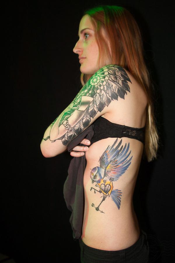 Tattoo. Snapshots from Copenhagen Ink Festival 2013