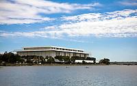 Kennedy Center.Georgetown Washington DC.Washington DC Architecture