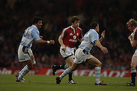 2005 British & Irish Lions vs Pumas [ Argentina], at The Millennium Stadium, Cardiff, WALES match played on  23.05.2005,.Photo  Peter Spurrier. .email images@intersport-images...
