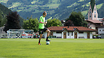 12.07.2017, Sportplatz, Zell am Ziller, AUT, TL Werder Bremen 2017 - Training Tag 06, <br /> <br /> im Bild<br /> Aron J&oacute;hannsson / Johannsson (Werder Bremen #9) Reha Training <br /> <br /> Foto &copy; nordphoto / Kokenge