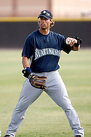 Matt Cerione - Seattle Mariners 2009 Instructional League .Photo by:  Bill Mitchell/Four Seam Images..
