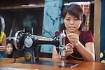 Seamstress, Gyee Zai Market