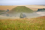 Avebury and Silbury Hill prehistoric sites, Wiltshire, England