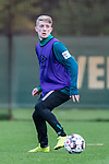 02.11.2018, Trainingsgelaende am Weserstadion, Bremen, GER, 1.FBL, Training SV Werder Bremen<br /> <br /> im Bild<br /> Jan-Niklas Beste (Werder Bremen #39), <br /> <br /> Foto © nordphoto / Ewert