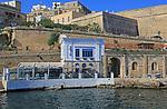 Former police station Scoglitti restaurant building, Valletta, Malta