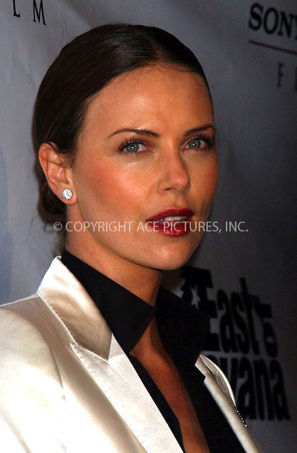 WWW.ACEPIXS.COM . . . . . ....February 1, 2007, New York City.....Producer Charlize Theron attends the 'East of Havana' New York City Premiere at the IFC Center.....Please byline: KRISTIN CALLAHAN - ACEPIXS.COM.. . . . . . ..Ace Pictures, Inc:  ..(212) 243-8787 or (646) 679 0430..e-mail: picturedesk@acepixs.com..web: http://www.acepixs.com
