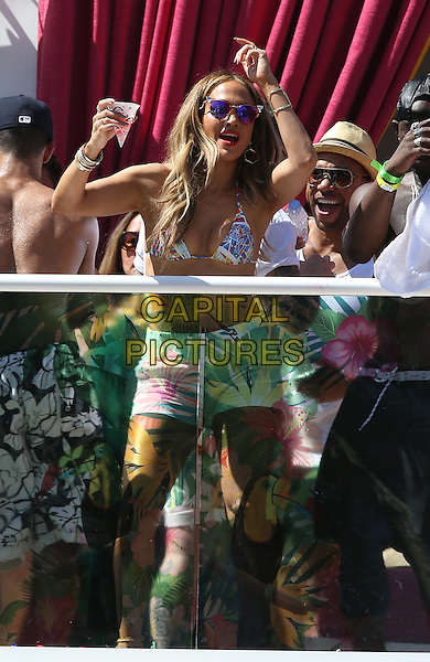 29 May 2016 - Las Vegas, Nevada - Jennifer Lopez.  Jennifer Lopez Makes Drai&rsquo;s Las Vegas Hosting Debut at CARNIVAL DEL SOL at Drai&rsquo;s Beachclub at the Cromwell.  <br /> CAP/ADM/MJT<br /> &copy; MJT/ADM/Capital Pictures