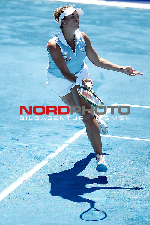 Petra Cetkovska during Madrid Open Tennis 2012 Match.May, 9, 2012Foto © nph / Foto © nph/Acero) *** Local Caption ***