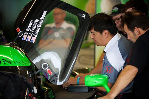 17-19 September 2015, Six Hours of Circuit of The Americas, FIA World Endurance Championship, WEC, Austin, Texas, No. 31 Extreme Speed Motorsports Ligier JS P2 Honda, Ed Brown, Johannes van Overbeek, Jon Fogarty