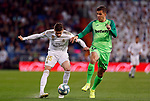Real Madrid CF's Fede Valverde and CD Leganes's Christian Rivera during La Liga match. Oct 30, 2019. (ALTERPHOTOS/Manu R.B.)