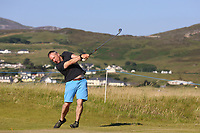 John Lee playing with Eddie Pepperell (ENG) during the ProAm of the 2018 Dubai Duty Free Irish Open, Ballyliffin Golf Club, Ballyliffin, Co Donegal, Ireland.<br /> Picture: Golffile | Jenny Matthews<br /> <br /> <br /> All photo usage must carry mandatory copyright credit (&copy; Golffile | Jenny Matthews)
