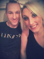 "Pictured: David Dallimore with girlfriend Zoe Miller<br /> Re: A Llanelli man's birthday greetings message cost him £600 – because he painted it on the road in his street.<br /> Llanelli Magistrates Court heard that on July 8, 2016, Carmarthenshire County Council received an anonymous report that a man living in Grant Street had written the message 'Happy Birthday Zoe M from Dai' on the road in large print.<br /> On July 14 an environmental enforcement officer and technical assistant called at David Nigel Dallimore's home in Grant Street. He admitted painting the message and agreed to accept a fixed penalty of £75.<br /> Dallimore failed to pay resulting in prosecution for making unauthorised marks on the highway. He was convicted in his absence last Friday.<br /> He was fined £220, and ordered to pay costs of £351 and a victim surcharge of £30.<br /> Executive board member for environmental and public protection Cllr Jim Jones said: ""Graffiti can be expensive to clear off as specialist products may have to be used to remove the paint in an environmentally-friendly way.<br /> ""The penalty imposed by the court recognised the seriousness of the matter and the expense incurred. Out of the costs awarded, £220 is going to pay for the cost of removing this message from the road.<br /> ""Keeping the county clean and safe is a key priority for the council and we will not hesitate to take action against those that break the law."""
