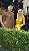 Kylie Jenner and Donatella Versace attend the Costume Institute Gala at the Metropolitan Museum of Art honoring Rei Kawakubo/ Comme des Garcons: Art of the In-Between on May 1, 2017 in New York, New York, USA. <br /> <br /> photo by Robin Platzer/Twin Images<br />  <br /> phone number 212-935-0770
