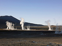 El Tatio Geyser Field, El Tatio, Atacama, Chile