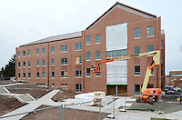2012 12-20 CCSU New Academic / Office Building Construction Progress Photos | 15th Progress Shoot