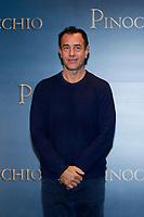 Film director Matteo Garrone<br /> Rome December 12th 2019. Pinocchio Photocall in Rome<br /> Foto Samantha Zucchi Insidefoto
