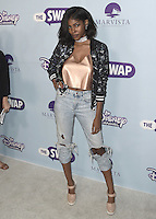 """HOLLYWOOD - OCTOBER 5:  Diamond White at the Los Angeles premiere of """"The Swap"""" at ArcLight Hollywood on October 5, 2016 in Hollywood, California. Credit: mpi991/MediaPunch"""