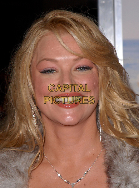 "CHARLOTTE ROSS.attends Columbia Pictures' Los Angeles Premiere of ""Spanglish"" held at The Mann's Village Theatre in Westwood, California, USA,December 9th 2004..portrait headshot.Ref: DVS.www.capitalpictures.com.sales@capitalpictures.com.©Capital Pictures."