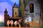 LA FILLE MAL GARDEE....Choregraphie : ASHTON Frederick..Mise en scene : ASHTON Frederick..Compositeur : HEROLD Louis joseph Ferdinand..Compagnie : Ballet de l Opera National de Paris..Orchestre : Orchestre de l Opera National de Paris..Decor : LANCASTER Osbert..Lumiere : THOMSON George..Costumes : LANCASTER Osbert..Avec :..OULD BRAHAM Myriam..LABROT Alexandre..CHANIAL Camille..JOANNIDES Amelie..MAYOUX Sophie..OSMONT Caroline..Lieu : Opera Garnier..Ville : Paris..Le : 26 06 2009..© Laurent PAILLIER / www.photosdedanse.com..All rights reserved